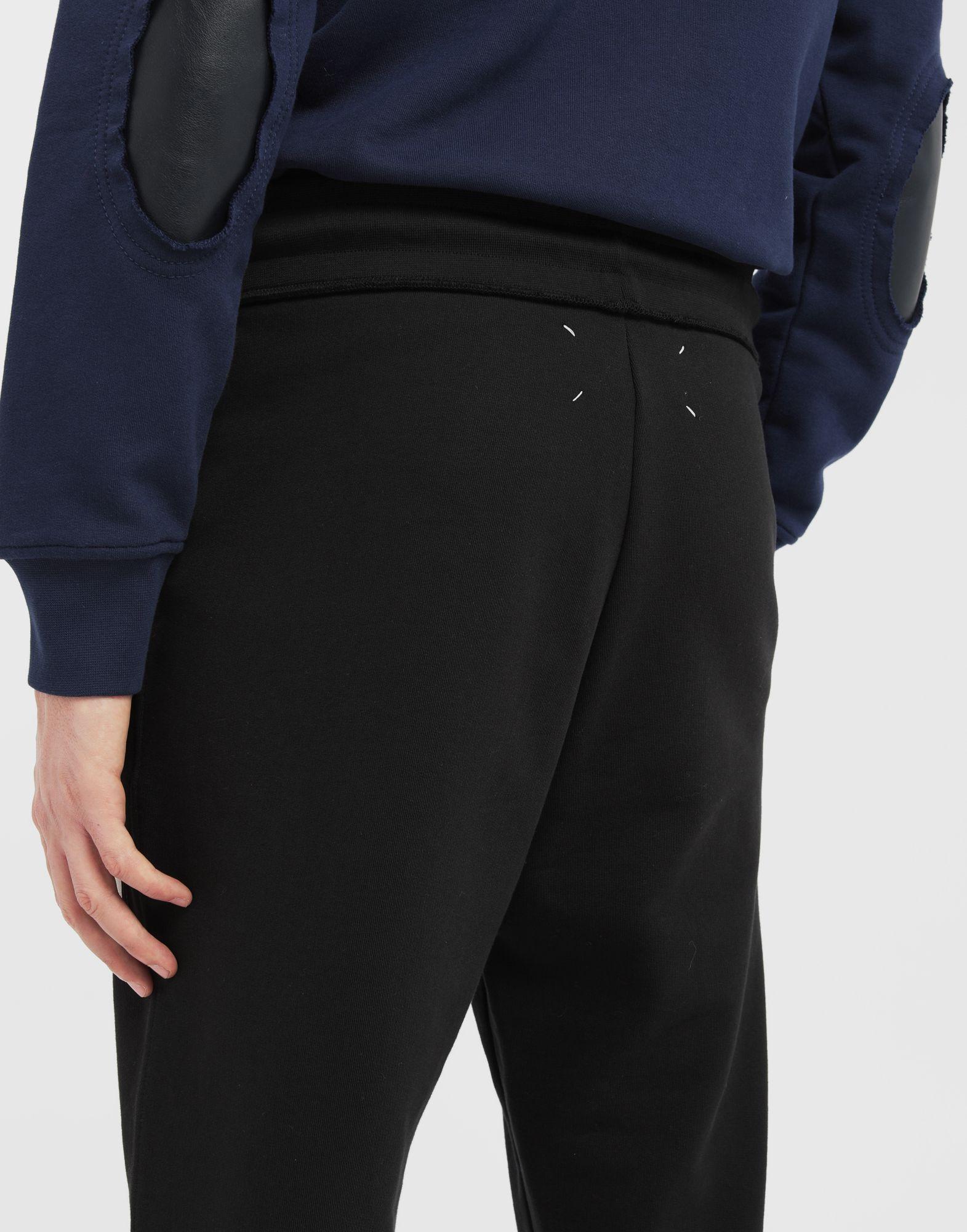 MAISON MARGIELA Stereotype jogging pants Trousers Man b