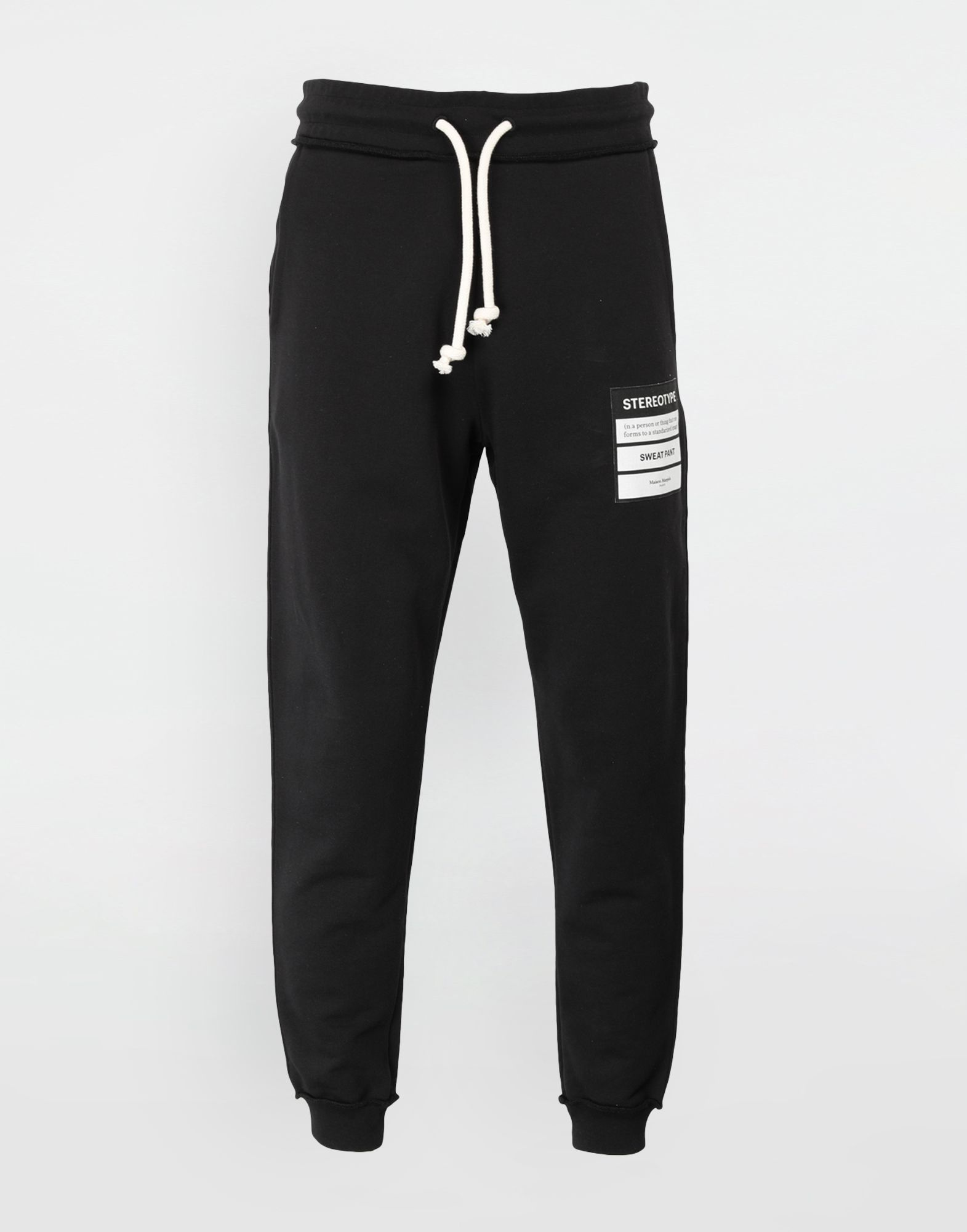 MAISON MARGIELA Stereotype jogging pants Casual pants Man f