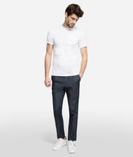 KARL LAGERFELD Chambray Chinos 9_f