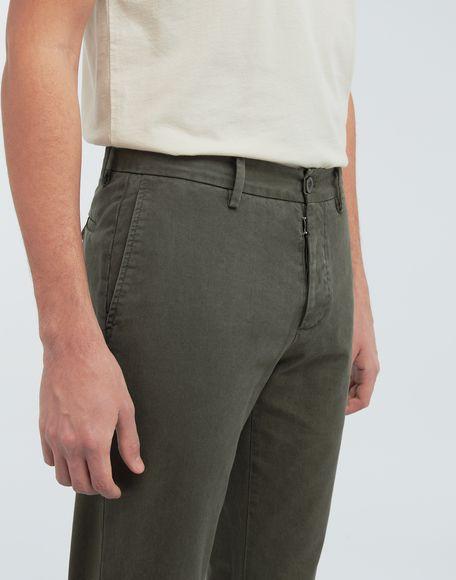 MAISON MARGIELA Classic straight-leg cotton pants Casual pants Man a