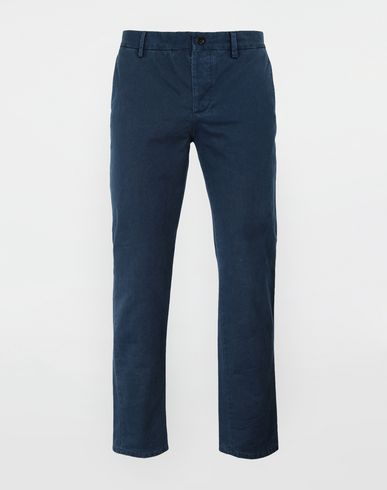 MAISON MARGIELA Classic straight-leg cotton pants Casual pants [*** pickupInStoreShippingNotGuaranteed_info ***] f