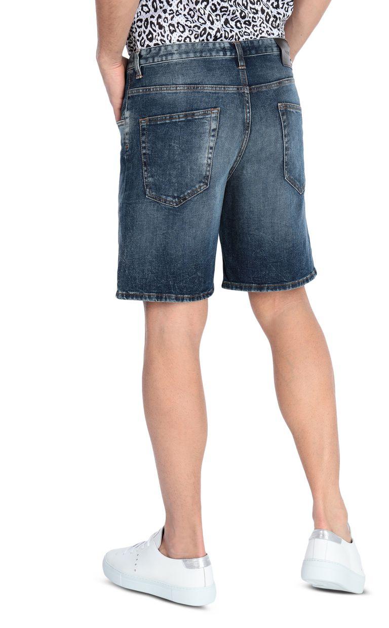 JUST CAVALLI Denim shorts Shorts Man r