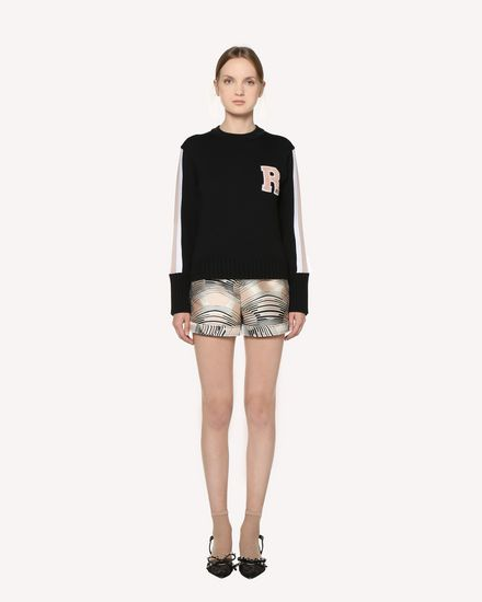 REDValentino Shorts Woman RR3RFA15MIV 377 f