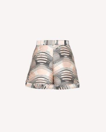 REDValentino RR3RFA15MIV 377 Shorts Woman a
