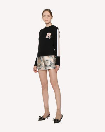 REDValentino RR3RFA15MIV 377 Shorts Woman d
