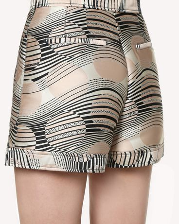 REDValentino RR3RFA15MIV 377 Shorts Woman e