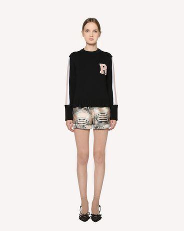 REDValentino RR3RFA15MIV 377 Shorts Woman f