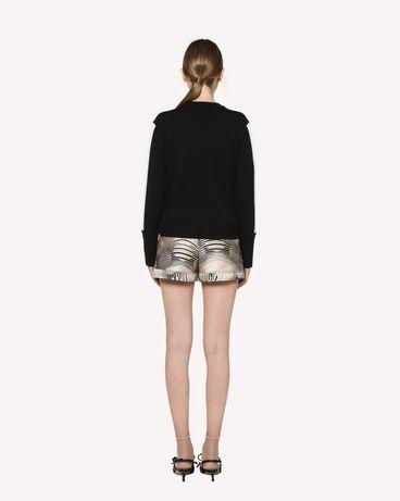 REDValentino RR3RFA15MIV 377 Shorts Woman r