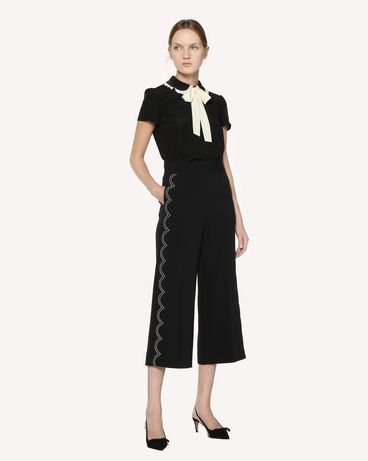 REDValentino RR3RBA002EU 0NO Trousers Woman d