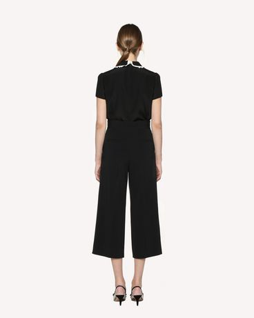 REDValentino RR3RBA002EU 0NO Trousers Woman r