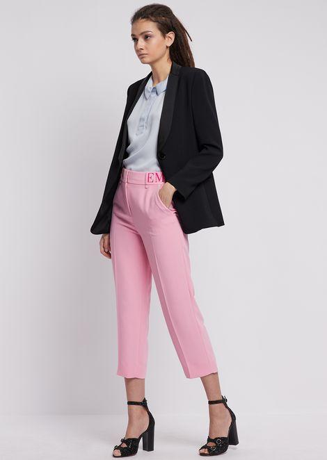 EMPORIO ARMANI Повседневные брюки Для Женщин d