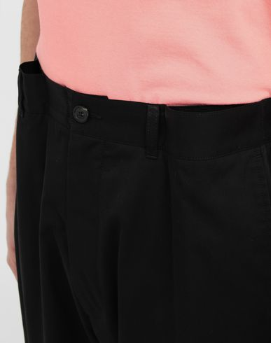 PANTS Cotton midi shorts
