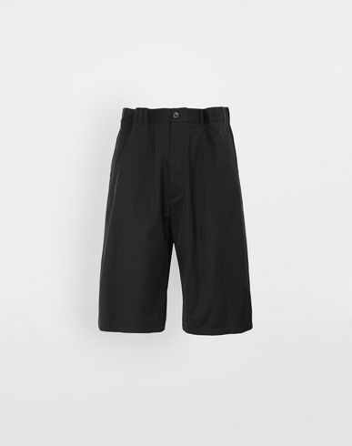MAISON MARGIELA Bermuda shorts [*** pickupInStoreShippingNotGuaranteed_info ***] Cotton midi shorts f
