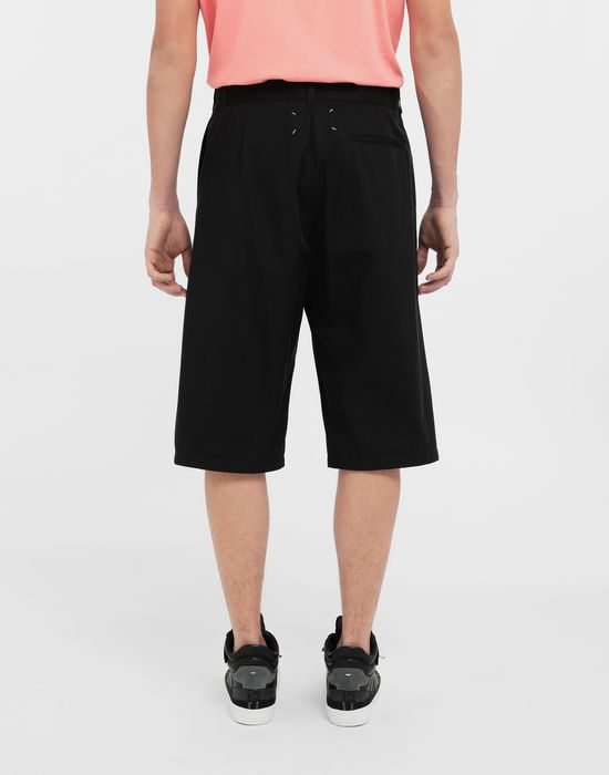 MAISON MARGIELA Cotton midi shorts Bermuda [*** pickupInStoreShippingNotGuaranteed_info ***] e