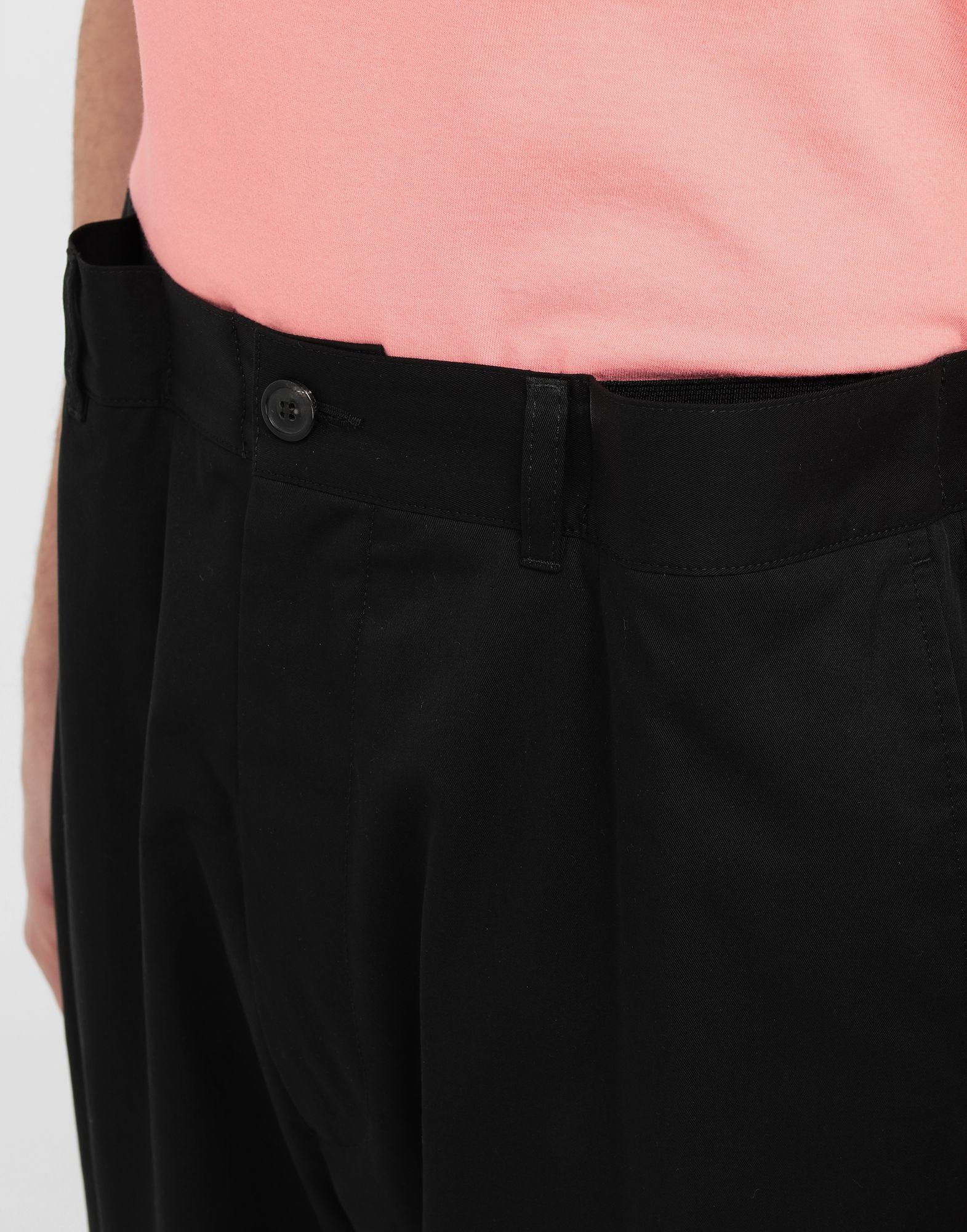 MAISON MARGIELA Cotton midi shorts Bermuda Man a