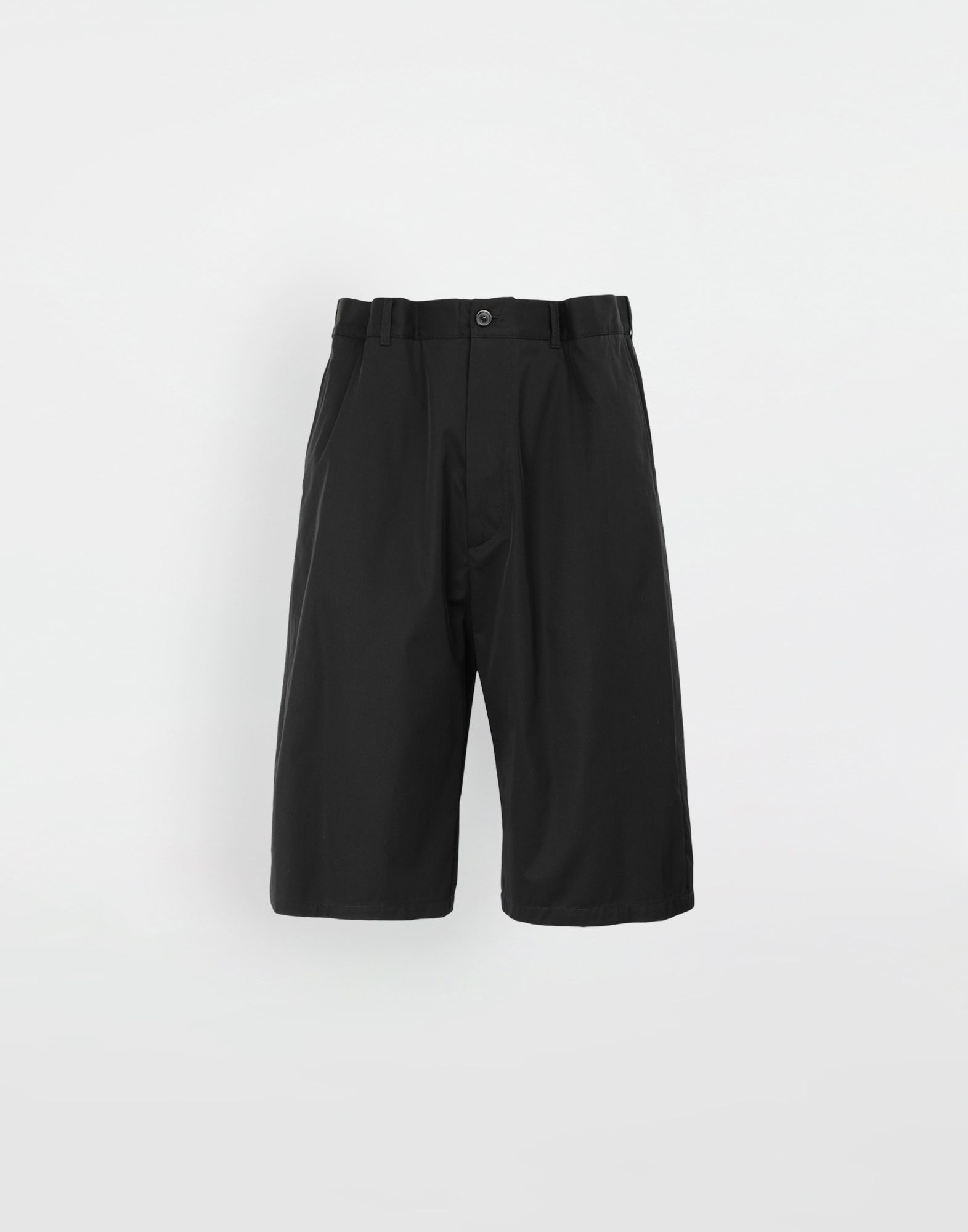 MAISON MARGIELA Cotton midi shorts Bermuda Man f