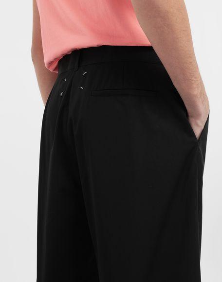 MAISON MARGIELA Cotton midi shorts Bermuda Man b