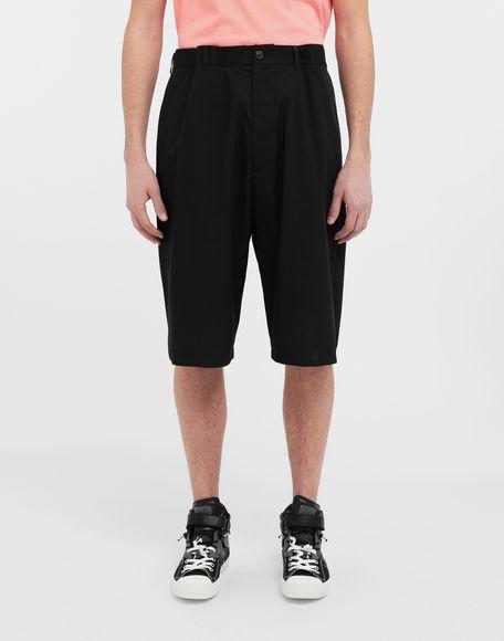 MAISON MARGIELA Cotton midi shorts Bermuda Man r