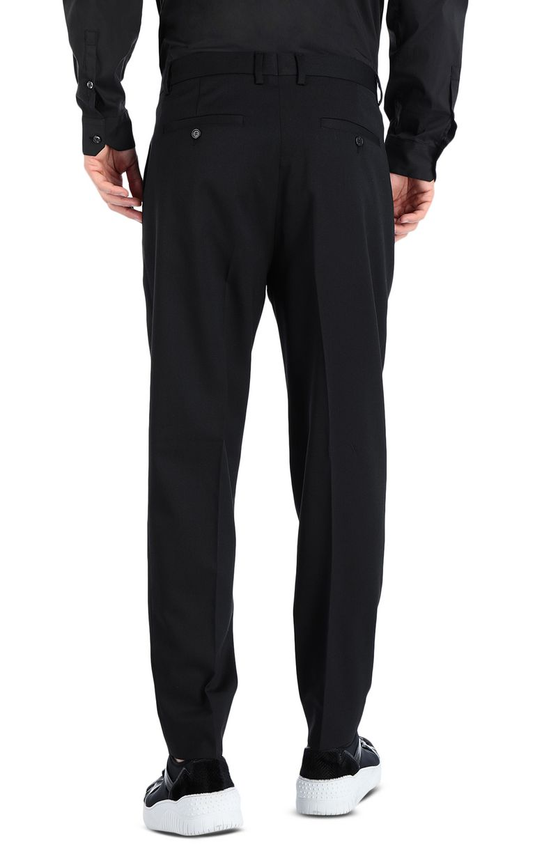 JUST CAVALLI Elegant trousers with front crease Casual pants [*** pickupInStoreShippingNotGuaranteed_info ***] r