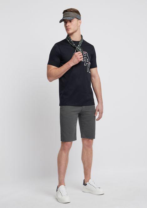 EMPORIO ARMANI Bermuda Shorts Man d