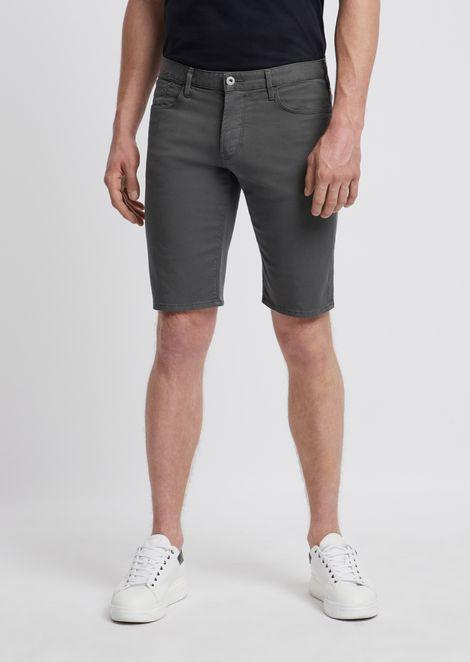 EMPORIO ARMANI Bermuda Shorts Man f