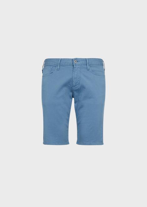 EMPORIO ARMANI Bermuda Shorts Man r