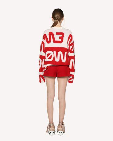REDValentino RR3RFA05THP D05 Shorts Woman r