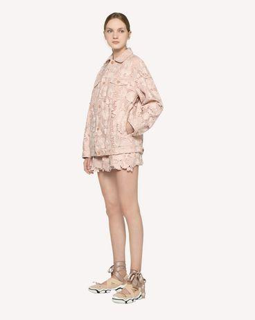 REDValentino RR3RF00AIAX 377 Shorts Woman d