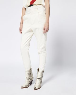 ISABEL MARANT TROUSER Woman NAYLOR trousers r