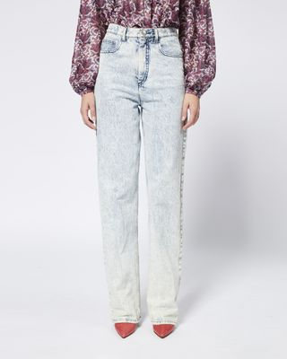 ISABEL MARANT JEANS Woman LUZ trousers r