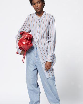 ISABEL MARANT ÉTOILE JEANS Woman CORSY pants r