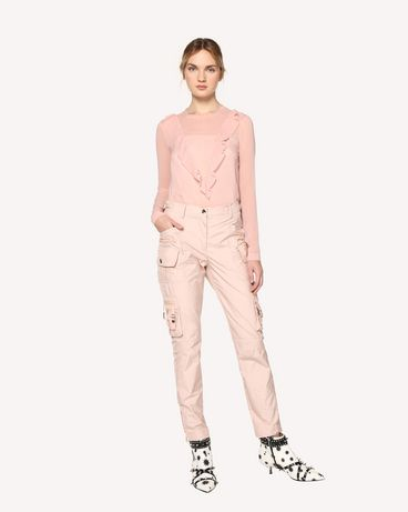 REDValentino RR3RBA2038U 377 Pants Woman d