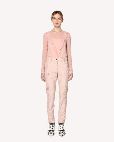 REDValentino RR3RBA2038U 377 Trousers Woman f