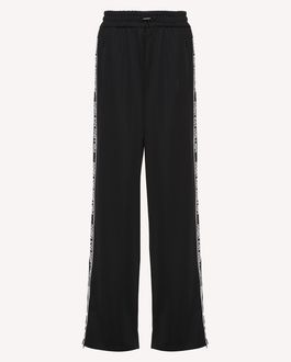 REDValentino Trousers Woman RR3RBA30WBP 0NO a