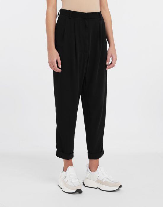 MM6 MAISON MARGIELA Wide-leg tapered pants Trousers [*** pickupInStoreShipping_info ***] r
