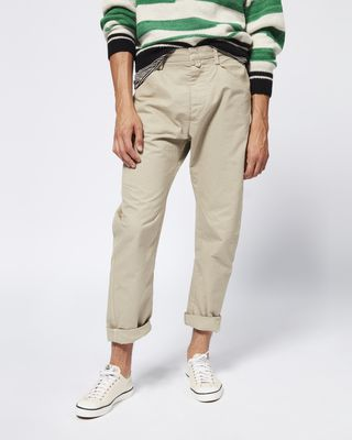 ISABEL MARANT TROUSER Man LYSTON trousers r