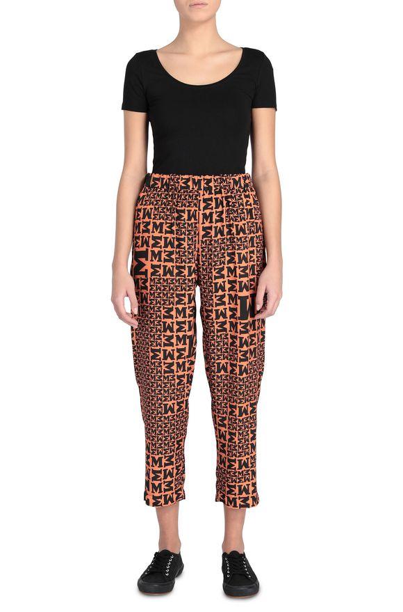 M MISSONI Pants Woman, Frontal view