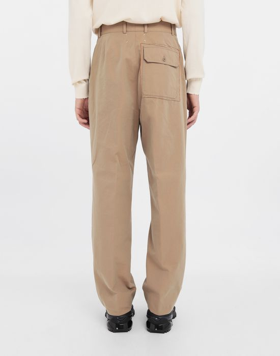 MAISON MARGIELA Décortiqué pocket wide-leg trousers Casual pants [*** pickupInStoreShippingNotGuaranteed_info ***] e