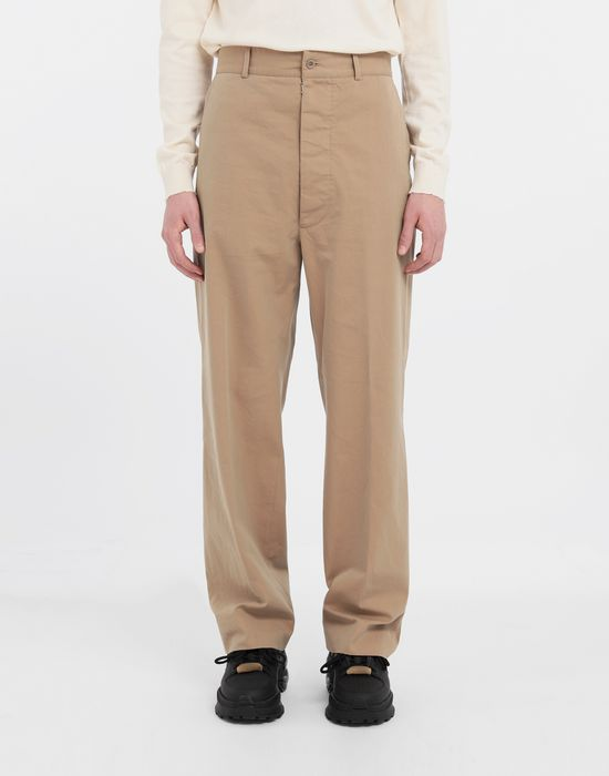 MAISON MARGIELA Décortiqué pocket wide-leg trousers Trousers [*** pickupInStoreShippingNotGuaranteed_info ***] r