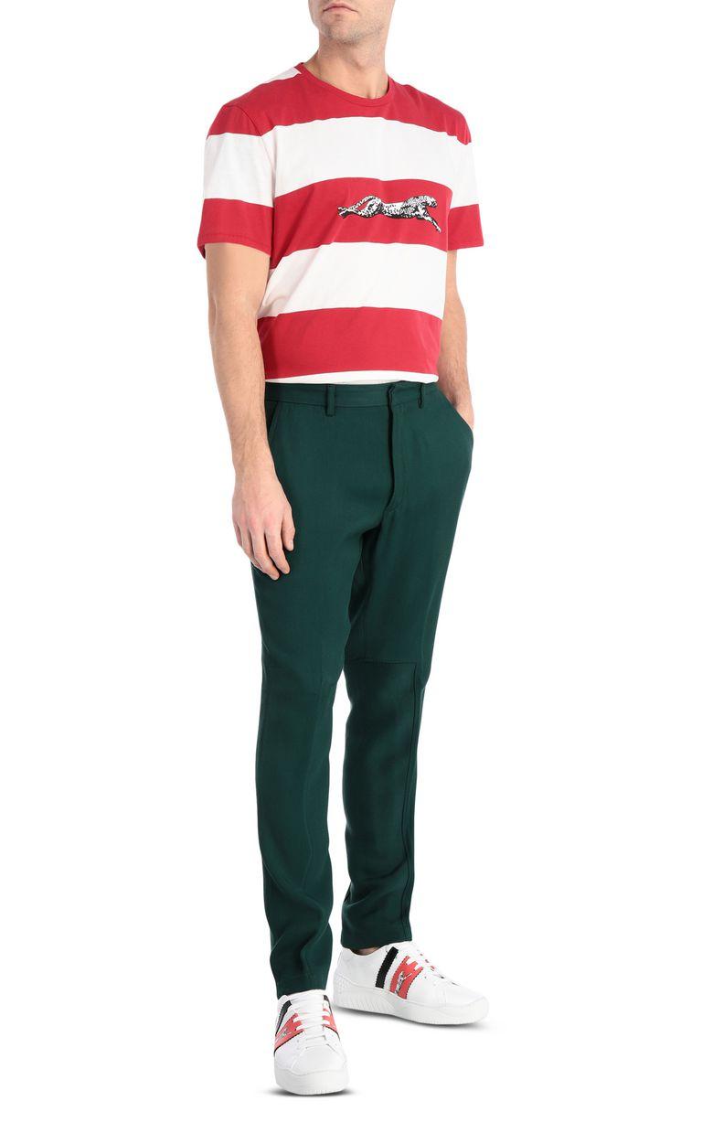 JUST CAVALLI Elegant trousers Casual pants [*** pickupInStoreShippingNotGuaranteed_info ***] d