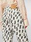 Marni 5-pocket denim pants with Gea print Woman - 5
