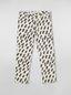 Marni 5-pocket denim pants with Gea print Woman - 2