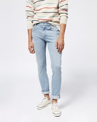 ISABEL MARANT JEANS Man KANH trousers r