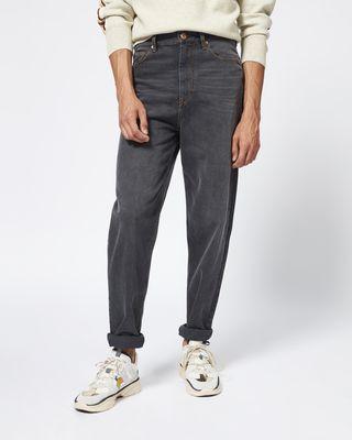 ISABEL MARANT JEANS Man LARSON pants r