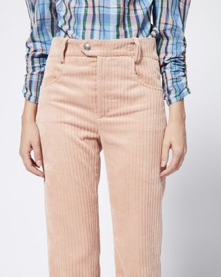ISABEL MARANT PANT Woman MEERO pants r