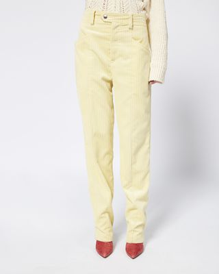 ISABEL MARANT PANT Woman MENIE pants r