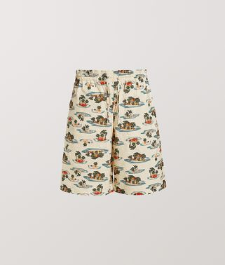 SHORT IN COTTON