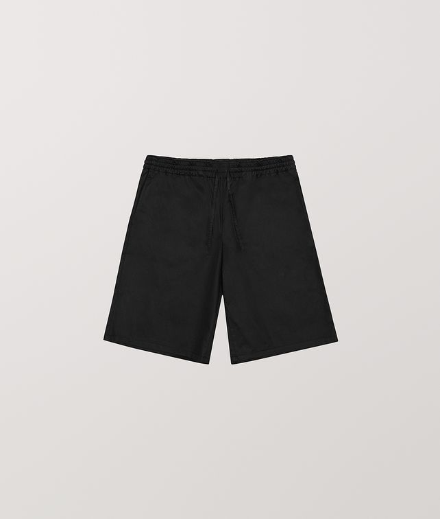 BOTTEGA VENETA SHORT IN NYLON Trousers and Shorts Man fp