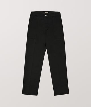 TROUSERS IN COTTON