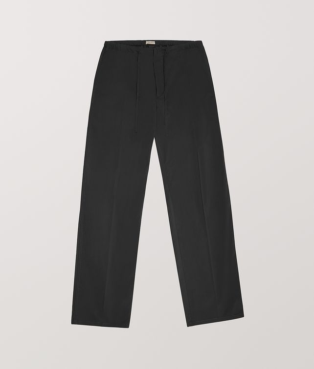 BOTTEGA VENETA TROUSERS IN TECHNO COTTON Trousers and Shorts [*** pickupInStoreShippingNotGuaranteed_info ***] fp